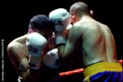 Simone \'Chico\' Califano vs Csaba \'Little Tyson\' Toth | ROMA | PICT4515-2011
